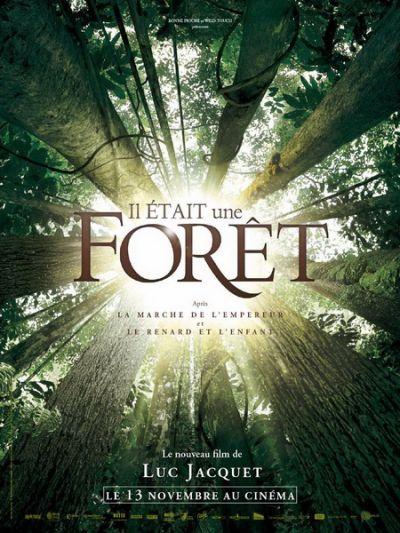 Volt egyszer egy erdő – Plakát