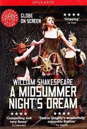 Shakespeare's Globe: Szentivánéji álom – Plakát