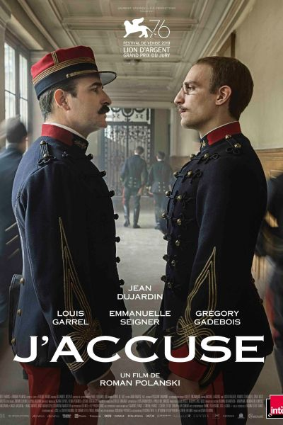 Tiszt és kém – A Dreyfus-ügy – Plakát