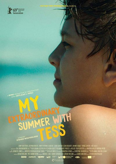 My Extraordinary Summer With Tess – Plakát