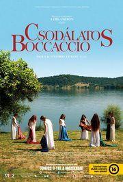 Csodálatos Boccaccio – Plakát