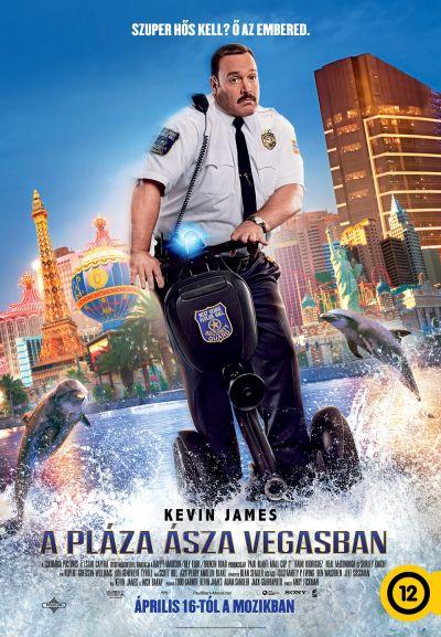A pláza ásza Vegasban – Plakát