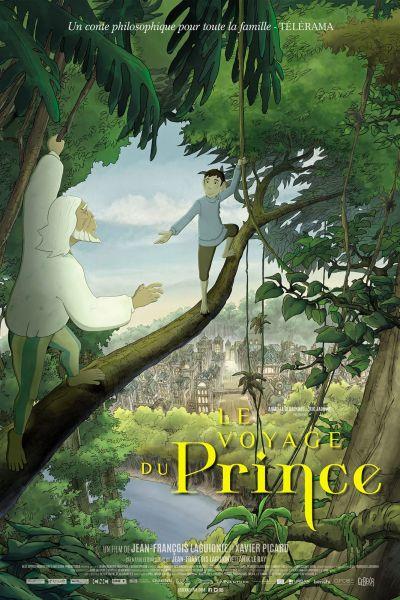 A herceg utazása – Plakát