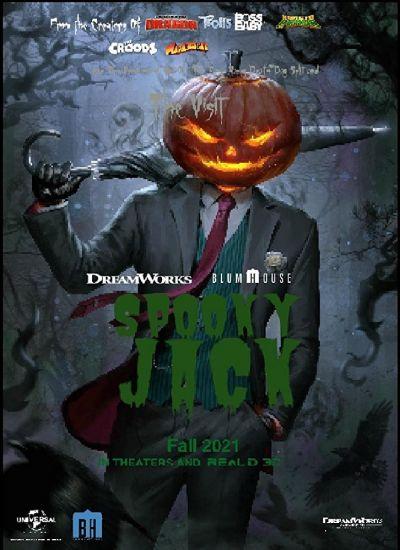 Spooky Jack – Plakát