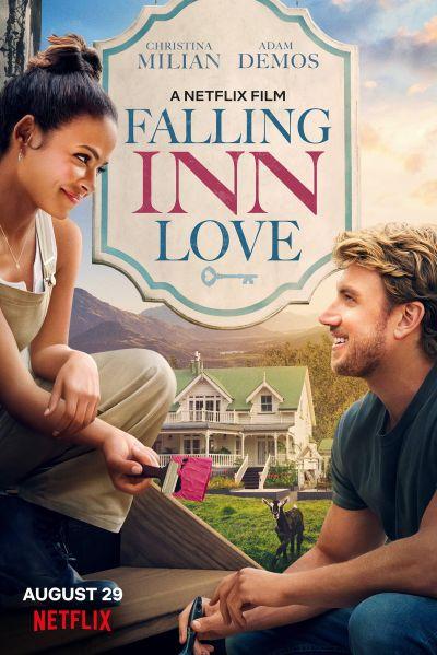 Falling Inn Love – Plakát