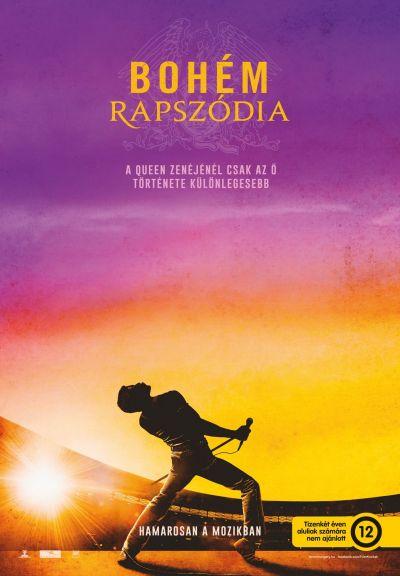 Bohém rapszódia – Plakát