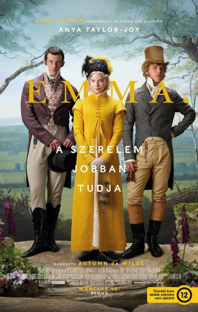 Emma – Plakát