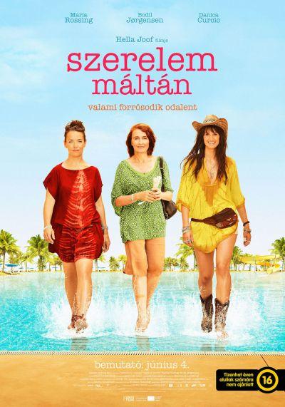 Szerelem Máltán – Plakát