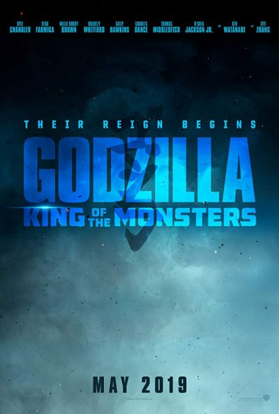Godzilla: King of the Monsters – Plakát
