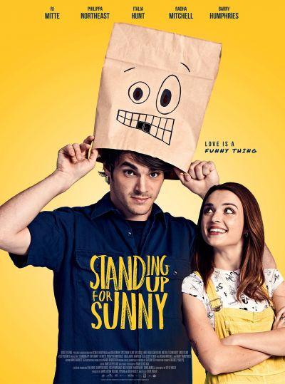 Stand up Sunnynak – Plakát