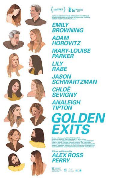 Arany kijárat – Plakát