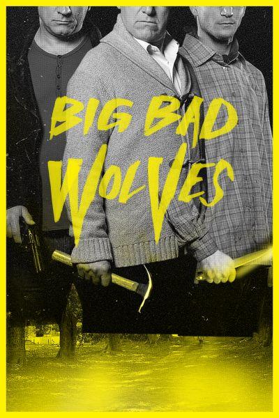 Csúnya, gonosz bácsik – Plakát