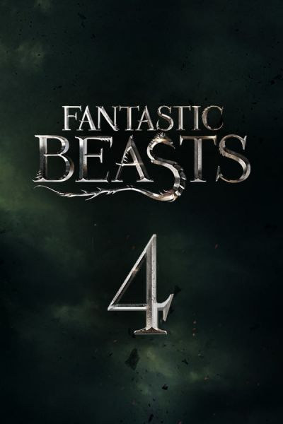 Fantastic Beasts and Where to Find Them 4 – Plakát