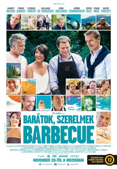 Barátok, szerelmek, barbecue – Plakát