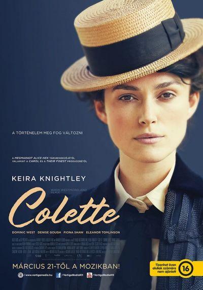 Colette – Plakát