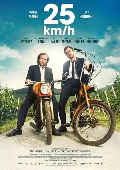 25 km/h – Plakát
