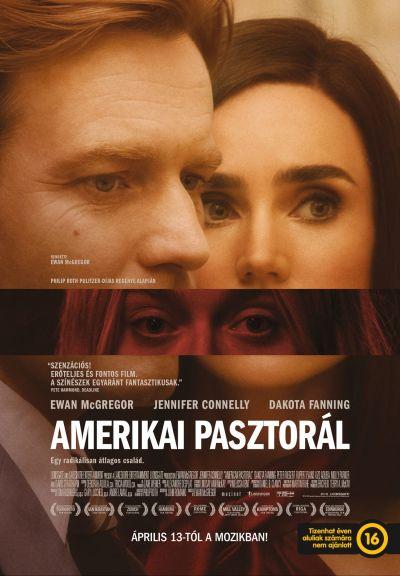 Amerikai pasztorál – Plakát