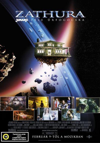 Zathura - Az űrfogócska – Plakát