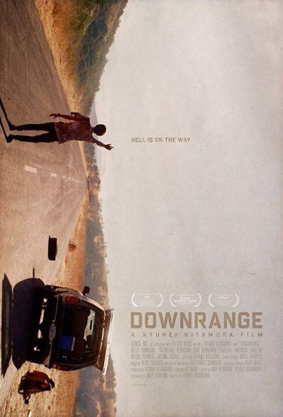 Downrange – Plakát