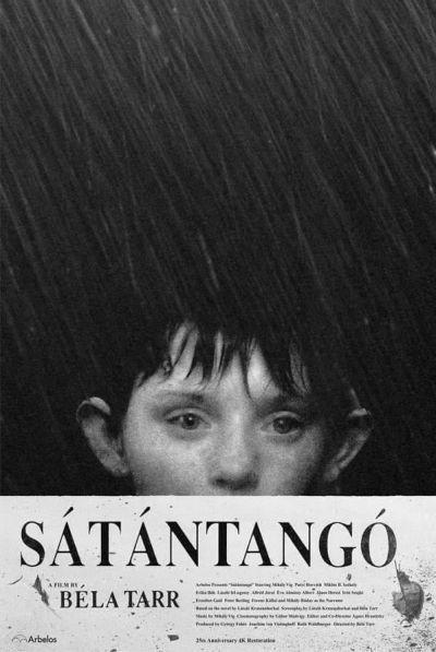 Sátántangó – Plakát