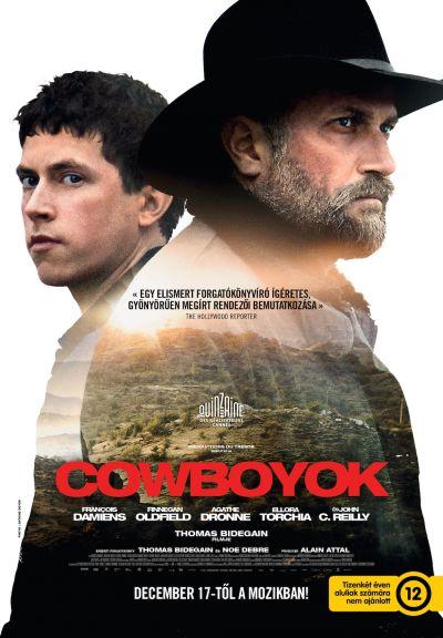 Cowboyok – Plakát