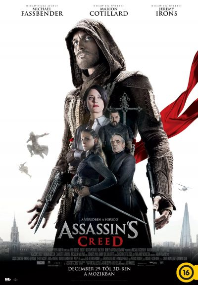Assassin's Creed – Plakát