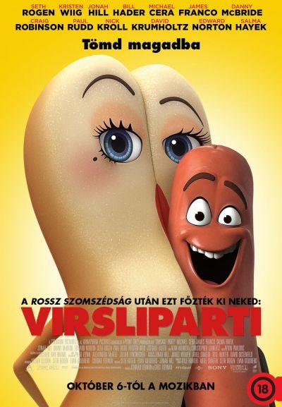 Virsliparti – Plakát