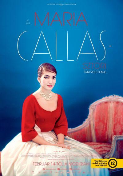 A Maria Callas-sztori – Plakát
