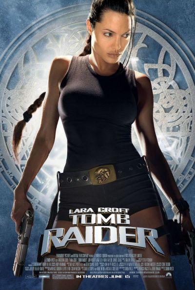 Lara Croft: Tomb Raider – Plakát