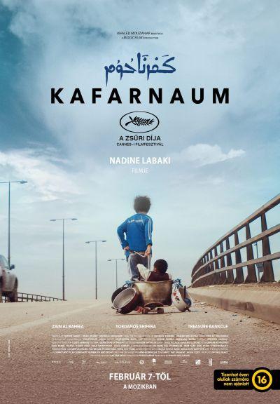 Kafarnaum - A remény útja – Plakát
