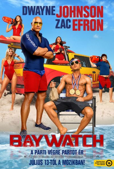 Baywatch – Plakát
