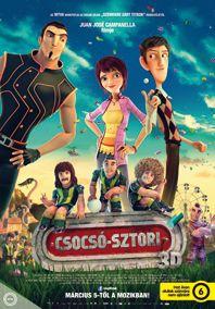 Csocsó-Sztori – Plakát