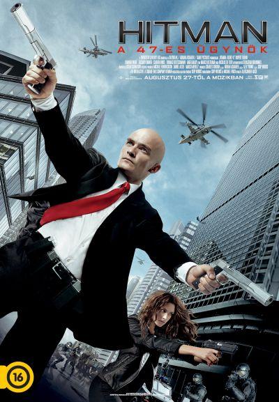 Hitman: A 47-es ügynök – Plakát