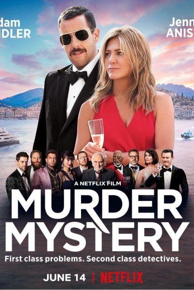 Murder Mystery – Plakát