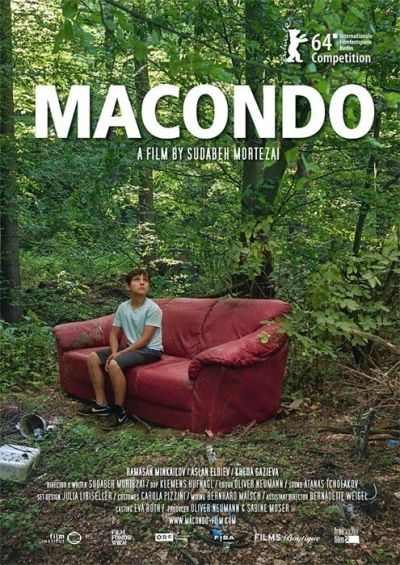 Macondo – Plakát