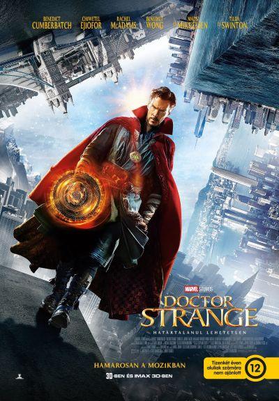Doctor Strange – Plakát