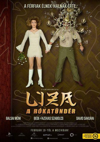 Liza, a rókatündér – Plakát