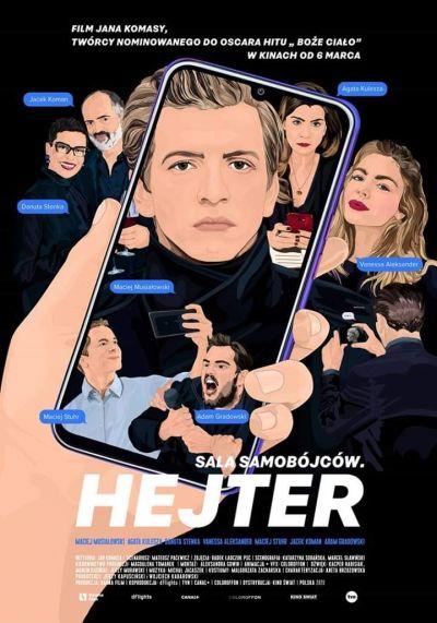 The Hater: A gyűlölet új arca – Plakát