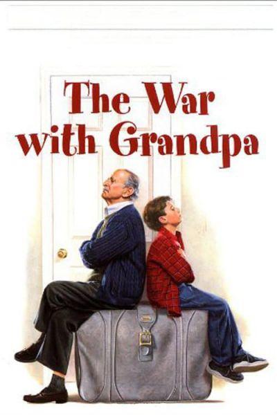 The War with Grandpa – Plakát
