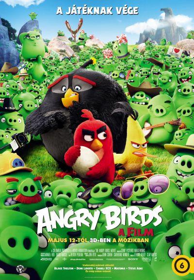 Angry Birds - A film – Plakát