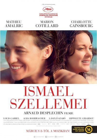 Ismael szellemei – Plakát