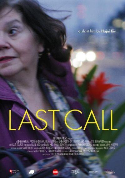 Utolsó hívás – Plakát