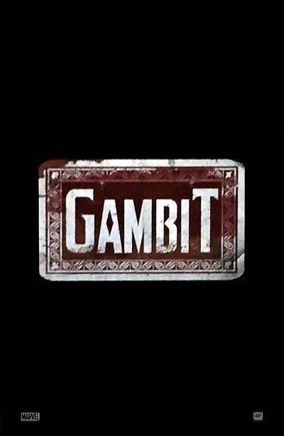X-Men: Gambit – Plakát