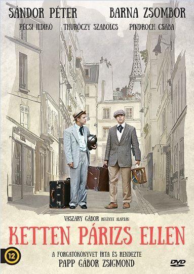 Ketten Párizs ellen – Plakát