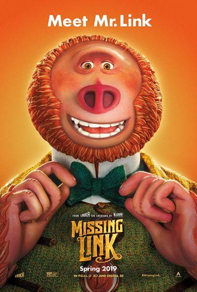 Missing Link – Plakát