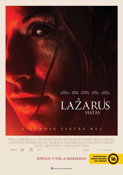 A Lazarus hatás – Plakát