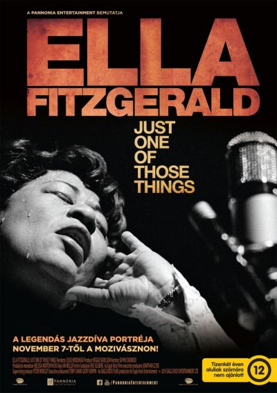 Ella Fitzgerald: Just One of Those Things – Plakát