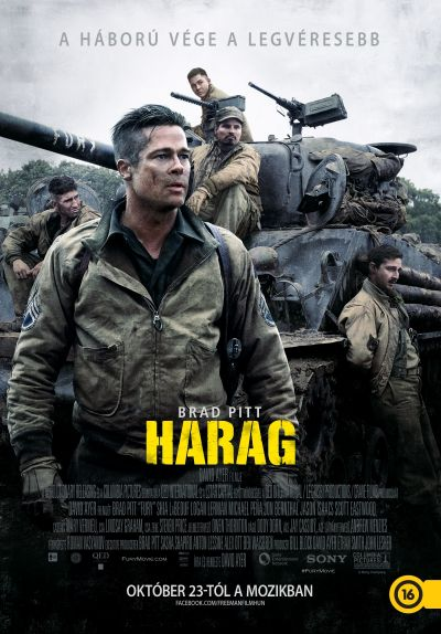Harag – Plakát