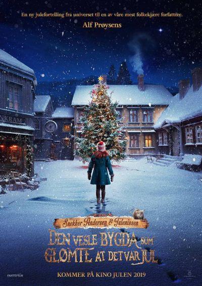 Forgotten Christmas – Plakát