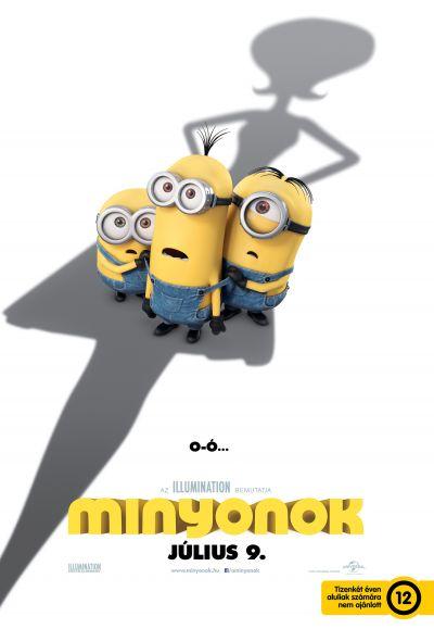 Minyonok – Plakát